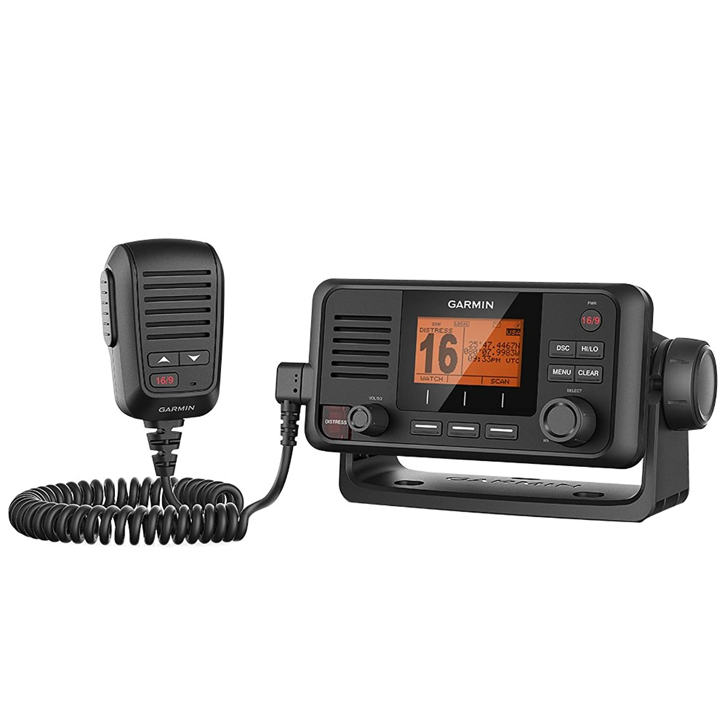 Garmin 0100165300 VHF, 110, with Basic Functions