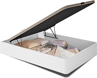 Mueble Canapé abatible 150x190 cms, con Base Tapizada,
