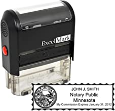 ExcelMark Self Inking Notary Stamp - All 50 States