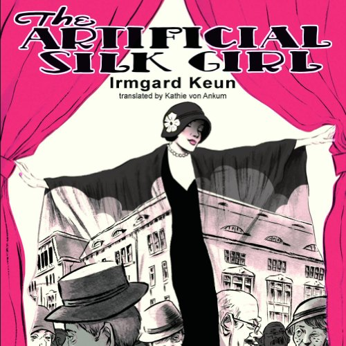 The Artificial Silk Girl cover art