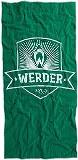 Werder Bremen Wappen Badetuch 90 x 180 cm