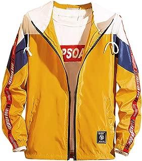 Yanlian1 Men Women Hoodies Sweatshirt Casual Pullover Couple Streetwear Hip Hop Print Hoodies,Blue 28,S