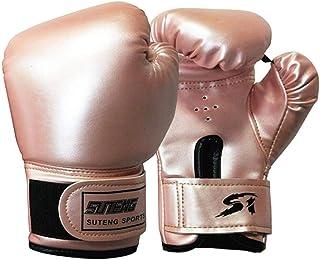 Leikance Gants de boxe pour enfants en cuir PU