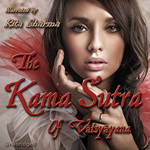 The Kama Sutra of Vatsyayana audiobook cover art
