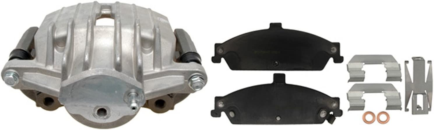 ACDelco Professional 18R1214 Front Passenger Side Brake Cal Disc New mail order mart