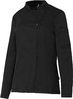 Camisa hostelería manga corta mujer negro OFERTA 2X1