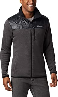 Columbia Canyon Point, Sudadera polar con cremallera