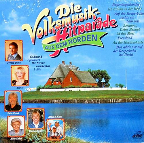 Die Volksmusik-Hitparade aus dem Norden 2 [Vinyl LP] [Schallplatte]