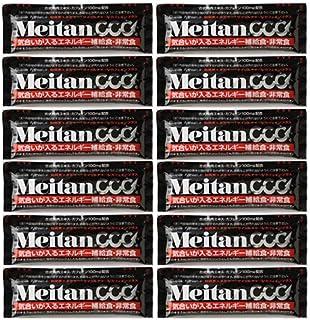 【Meitan(メイタン)】サイクルチャージ カフェインプラス黒 12個セット