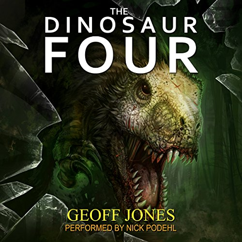 The Dinosaur Four cover art