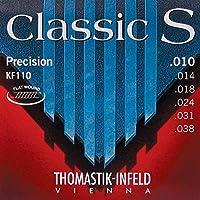 トーマス弦クラシックギター用Cassic SシリーズセットKF110
