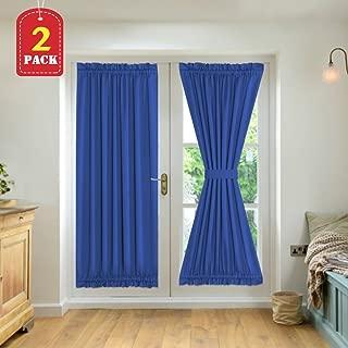 Best room darkening blinds for french doors Reviews