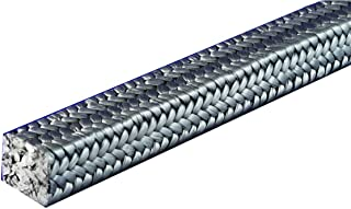Sterling Seal & Supply, SSS165LA.250x1-D Expanded Flexible Graphite Filled PTFE Braided Packing 1/4