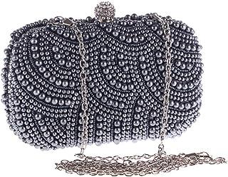 Amazon.es: bolsos clutch - Gris
