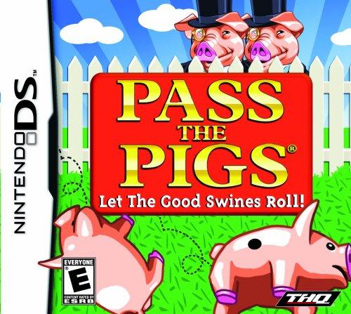 Pass the Pigs - Nintendo DS
