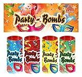 12 x Party Bombs Tischfeuerwerk von Aktivhandel