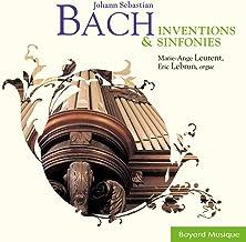 Inventions Et Sinfonies