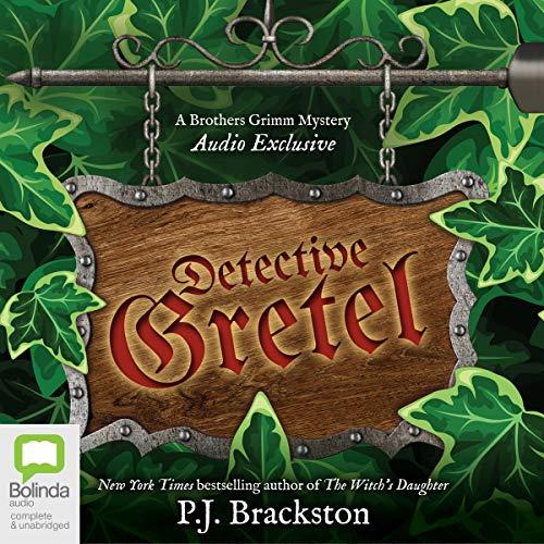 Detective Gretel cover art