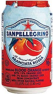 San Pellegrino Aranciata Rossa Blood Orange Juice - 330 ml