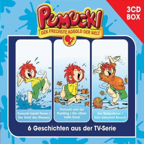Pumuckl 3-CD Hörspielbox Vol.2