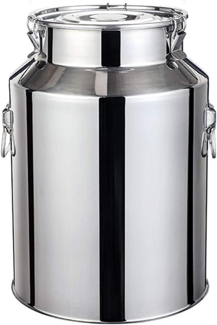 Milk Can Luxury Stainless Steel Barrel Transportable Fermentation Very popular!