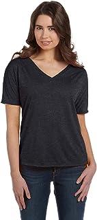 Bella + Canvas Ladies Slouchy V-Neck T-Shirt