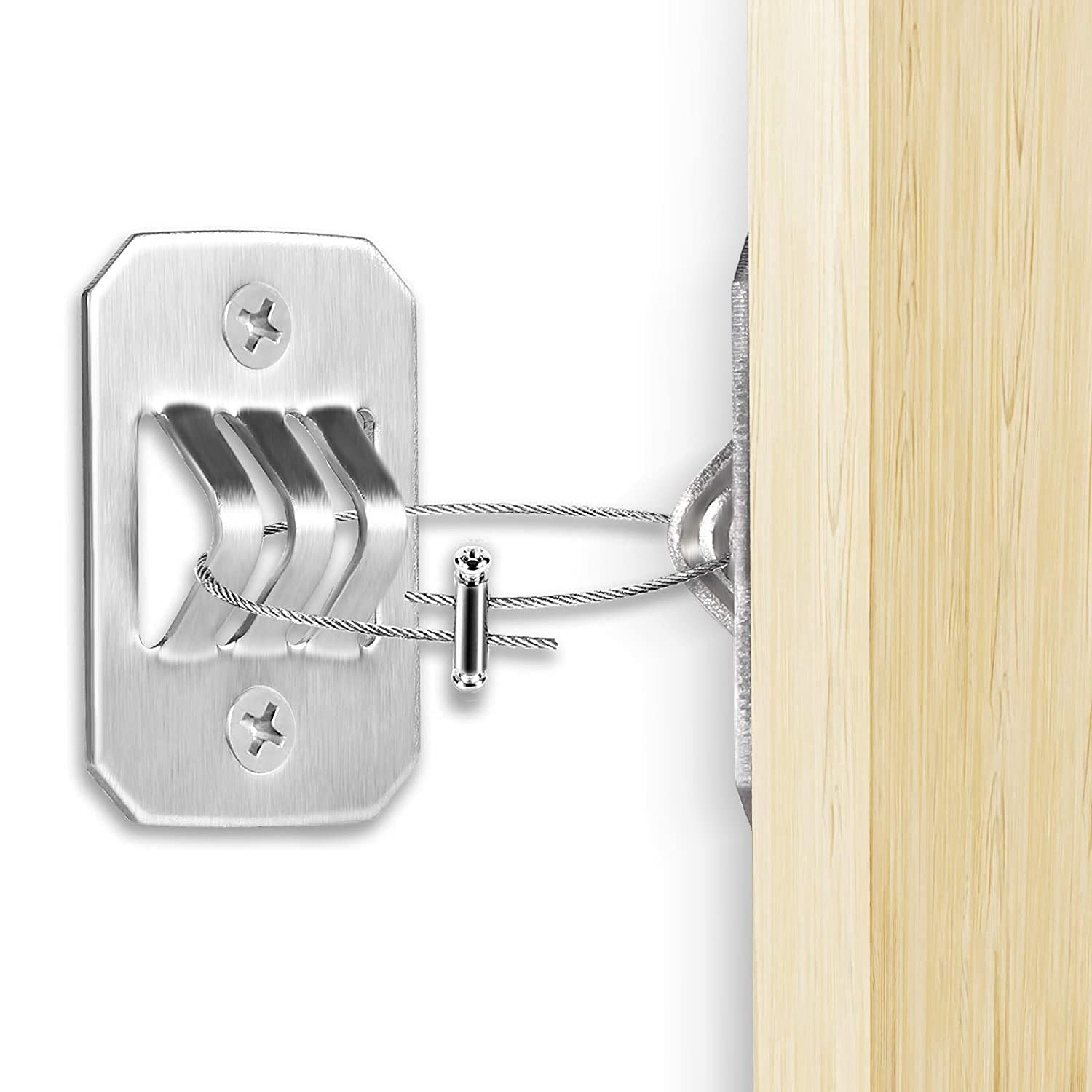 Furniture Anchors 6 Pack Metal Tip for B 67% NEW before selling ☆ OFF of fixed price Anti Straps