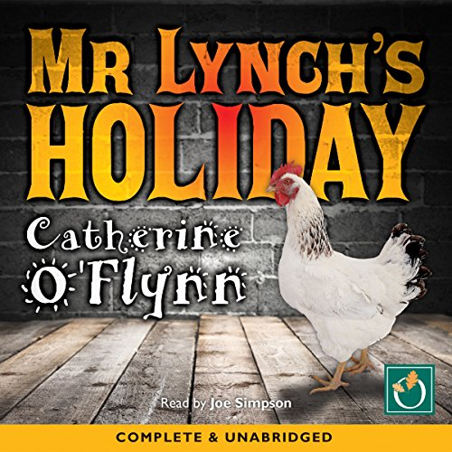 My Lynch's Holiday audiobook cover art