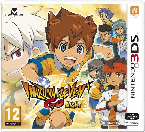 Inazuma Eleven GO: Light voor Nintendo 3DS