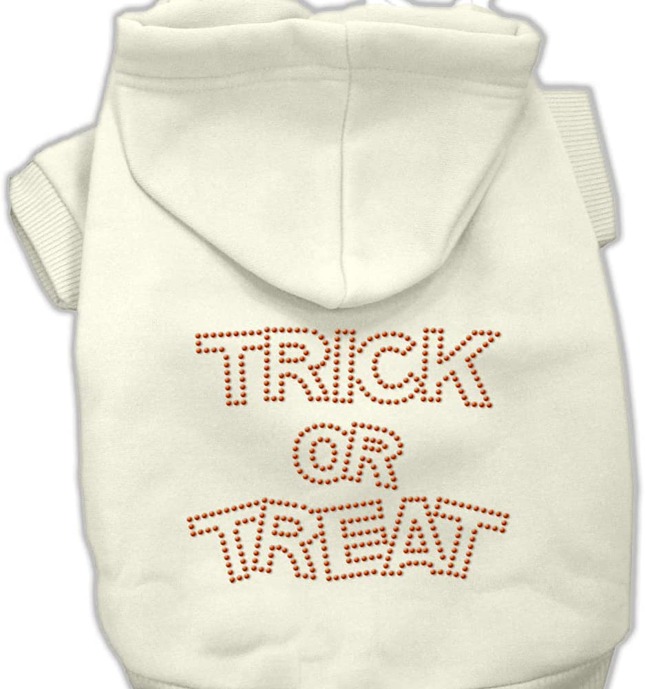 Mirage Sale Free Shipping New Special Price Trick or Rhinestone Treat Hoodies
