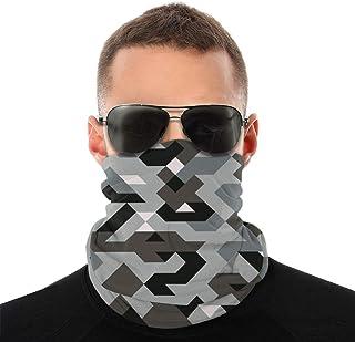 CRAZYON Eis Seide Schiere Schal Hals Gamasche UV-Schutz Staubdichte Bandana Fahrrad Gesichtsschutz