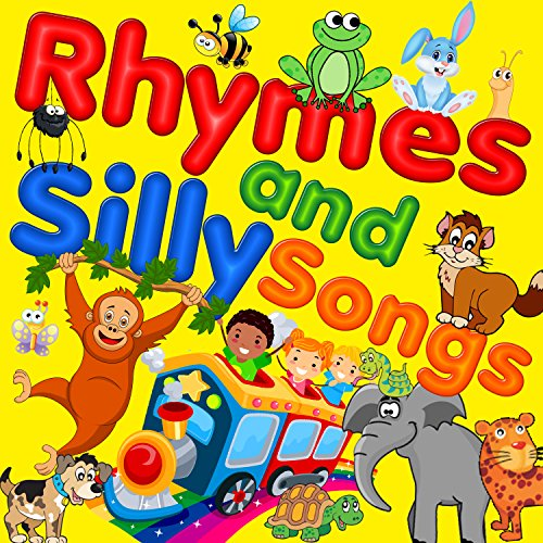 『Rhymes and Silly Songs』のカバーアート