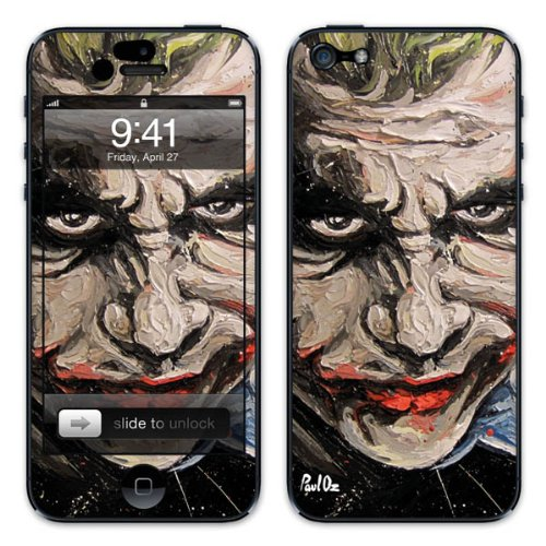 Diabloskinz - Autocollant Skin pour iPhone 5 - Heath