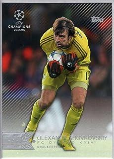 Soccer Pro 2015 Topps UEFA Champions League #170 Olexandr Shovkovskiy NM-MT