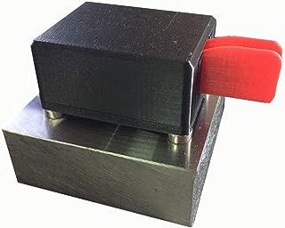 FidgetKute AK02 Morse Code Trainer Shortwave Radio Telegraph Key CW Auto Paddle Keyer +Base Show One Size