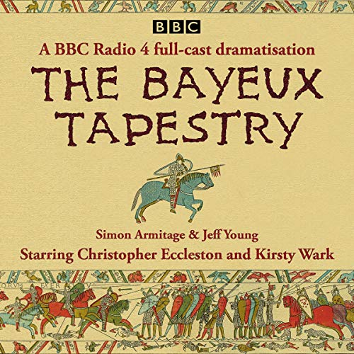 Couverture de The Bayeux Tapestry