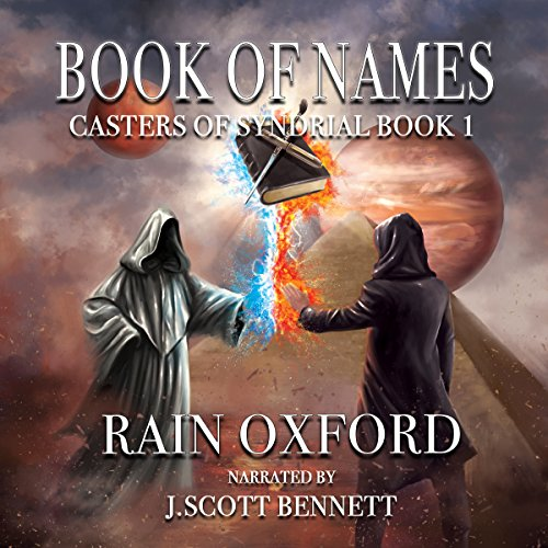Couverture de Book of Names