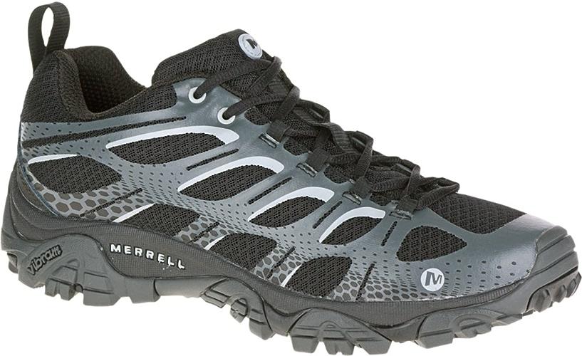 Merrell Moab Edge, Chaussures de Randonnée Basses Homme
