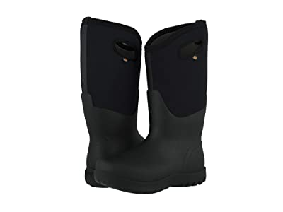 Bogs Neo Classic Tall Wide (Black) Women