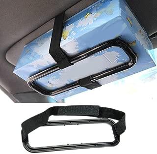 Kshzmoto Gancho de soporte de gancho de clip para visera interior para A-udi A1 A3 A4 A5 A6 A7 Q5 Q3 Q7 8U0857562A