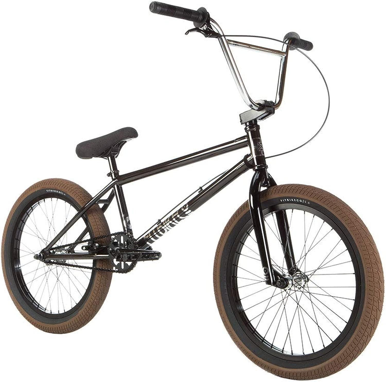 2019 BMX 20インチ Trl Harti Trans ブラックバイクに適合。