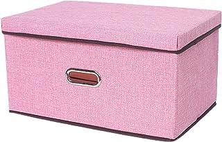 WPCASE Cube De Rangement Tissu Paniers De Rangement Boite Rangement Tissu Bac De Rangement Tissus Grand Panier De Rangemen...