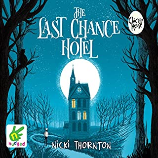 The Last Chance Hotel cover art