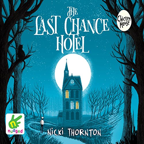The Last Chance Hotel audiobook cover art