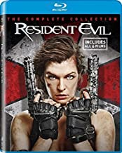 resident evil all movies list
