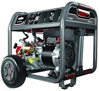 Briggs & Stratton 30552 Elite Series 7500-Watt Gas Powered Portable Generator with 2100 Series OHV 420cc Engine and Never Go Flat Wheels - Discontinued by Manufacturer