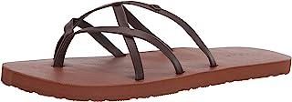 Volcom Women's New School Flip Flop Sandal