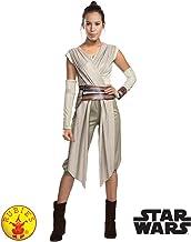 Rubie's, Star Wars, Rey Deluxe Costume, Adult