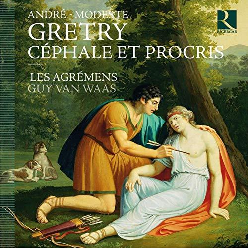 Céphale et Procris, Acte III, Scène III (Procris, La Jalousie): Duo: Ah ! J'ai bien mérité l'injure