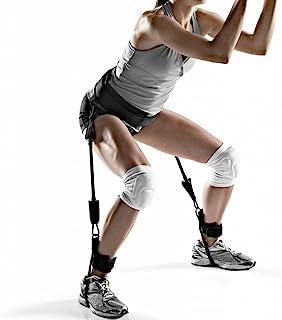 Dispositivo de correas de entrenamiento para ejercitar las piernas de Ueasy